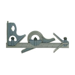 PEC 4 Piece Combination Square Set - Model: U-37X Blade