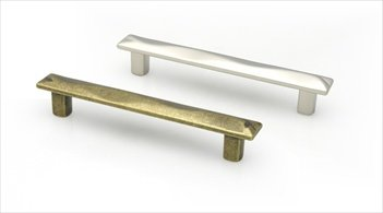 Topex Hardware Pull Long Bench 128mm Matte Nickel (Topex Pull Bench)