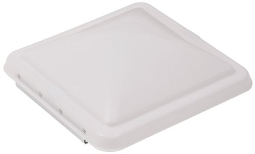 Ventmate 69278 White Standard Profile Replacement Lid by Ventmate