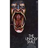 book cover of The Unholy Smile
