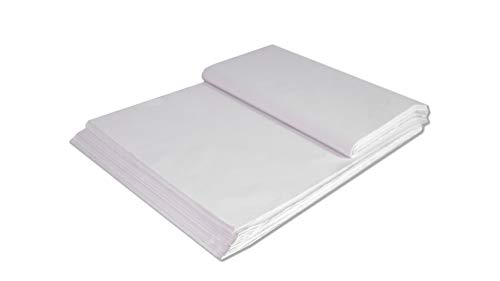 Wrapping Tissue - 20 x 30 WHITE TISSUE PAPER-2 Ream Pack, 960 Total Sheets ...
