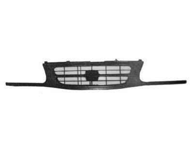 Honda Passport Grille (OE Replacement Honda Passport Grille Assembly (Partslink Number IZ1200135))