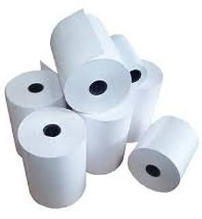 NOW PRODUCTS UK MADE - Rollos térmicos de 80 x 80 mm para puntos de venta