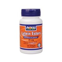NOW Foods Lutein 10 mg Softgels, 360