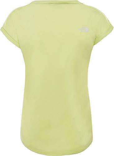 La maglietta esotica Tanken North verde The Femme Face W rr6dfwq1