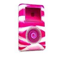 reEVOlutions iSkin eVo2 Wild Side Fourth Generation iPod 20 GB (Diva)