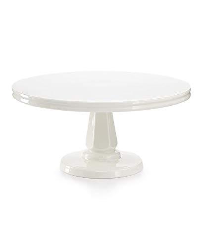 """Martha Stewart Collection 10"""" Cake Stand - White"""
