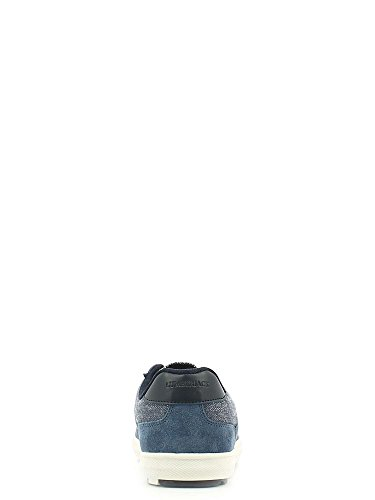 Basso Uomo a Lumberjack Collo Wolf Sneaker Blu WOI8wWCPqx