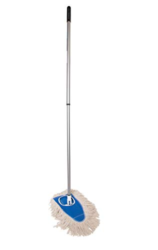 Fuller Brush Dry Mop Head With Frame & Adjustable Telescopic Handle (Dry Mop Complete) by Fuller Brush (Image #1)