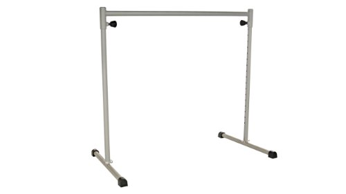 Stamina Aluminum Studio Barre with Workout DVD – Includes 18 Height Adjustments by Stamina