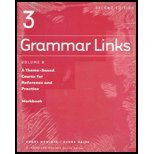 Grammar Links 3, van Zante, Janis and Daise, Debra, 0618274294