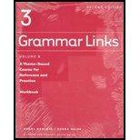 Grammar Links 3, van Zante, Janis and Daise, Debra, 0618274294