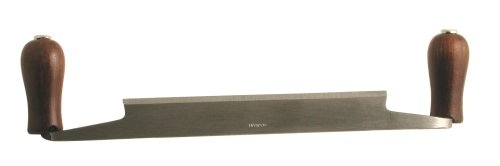 Two Cherries 500-1320 225-Millimeter Drawknife with Straight Blade