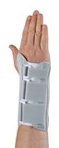 (Wrist Splint Suede Large Left)