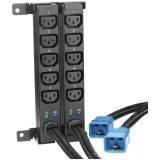 HP Power Distribution Unit Expansion Module - 5-Outlets Power Strip - Receptacle: 5 x IEC 60320 C13 (AF528A) Distribution Module