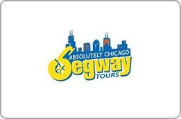 Absolutely Chicago Segway Tours Gift Card (70)