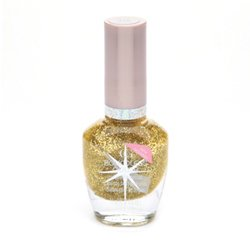 Cover Girl Boundless Top Coat Nail Color, Gold Rush #415 - 1 Ea (Cover Girl Boundless Nail Color)