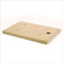 Precision Pet Products 2527-75443 SnooZZy Baby Terry Mattress Pet Bed - Tan - Medium
