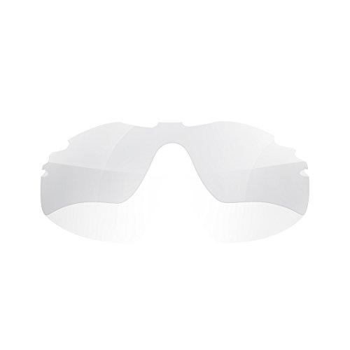 Radar Polarizadas para Path Trasparentes Restorer Oakley transparente Lentes Vented Sunglasses qx1E6wYHWn