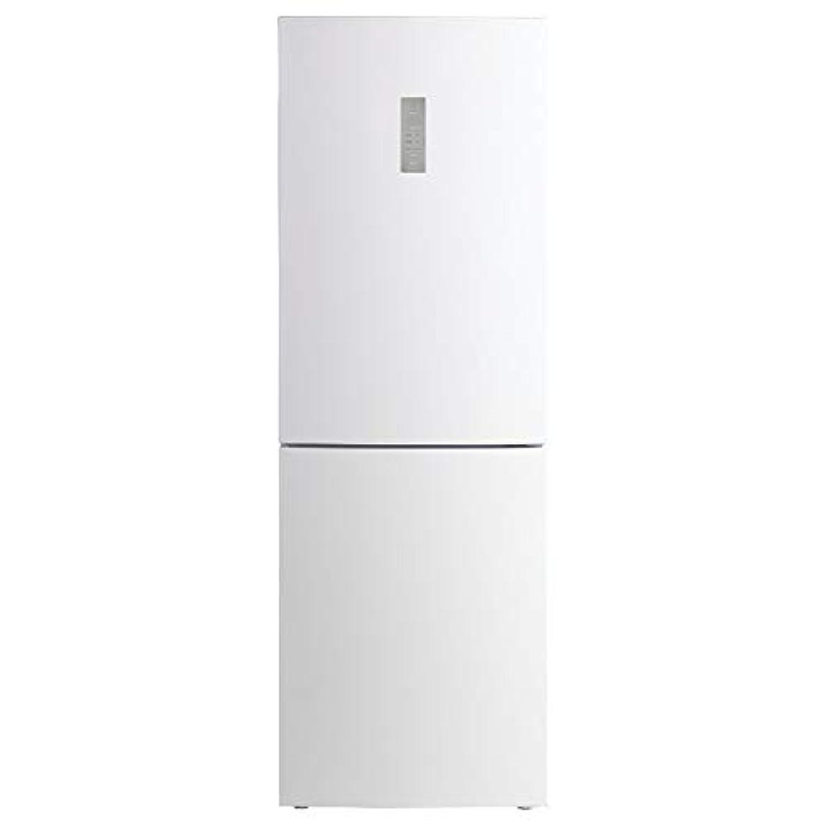 ラリーしわ中にmaxzen 冷蔵庫 46L 1ドアミニ冷蔵庫 一人暮らし 左開き 右開き コンパクト 小型 左右付け替えドア ガンメタリック JR046ML01GM