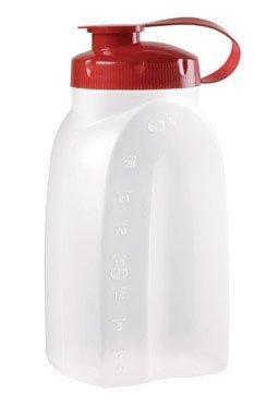Rubbermaid Servin Saver White Bottle 2 Qt. by Rubbermaid ()