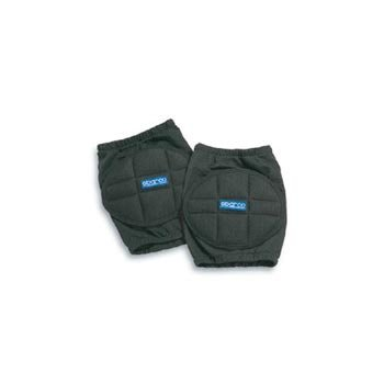 Sparco 00156N Black Knee Pad