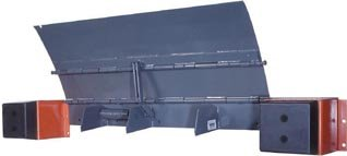 Economy Edge of Dock - BED Series; Span: 27-3/4''; Capacity: 20,000 lbs.; Overall Width: 96''; Deck Width: 66''