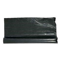 Warps NH 350 3' X 50' Black Plastic No-Hoe® Garden Mulch Sheeting