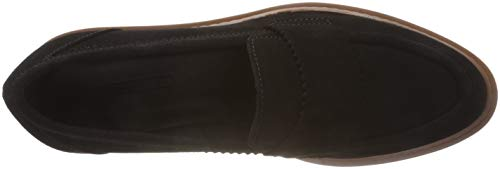 Damen ESPRIT Loafer Josette Schwarz 001 Black Slipper 11qrSZ7zd