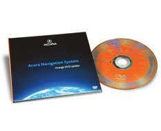 Amazoncom Acura Orange DVD Map Update VD IPF Automotive - 05 acura tl navigation unit