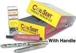 Thread Repair Kits - Inch Fine (Coil-Sert Series 676) 3/8-24 x .562 Long / 12 Inserts per Kit