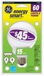G E Lighting #47485 GE 15W Soft White Lamp