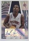 Amir Johnson #177/190 (Basketball Card) 2005-06 Topps First Row - Signature Dish #SD-AJ ()