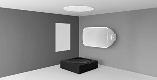 Sonos Outdoor by Sonance - Pair of Architectural Speakers for Listening Outside The Home. by Sonos (Image #4)