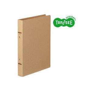 [해외](결론) TANOSEE O 링 파일 (종이 표지) A4 세로 2 홀 링 내경 27mm 공예 10 권 / Tanosee o-Ring file (paper cover) A4 Vertical 2 hole ring inner diameter 27mm Kraft 10 Books