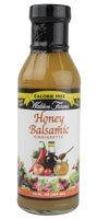 Walden Farms Calorie Free Dressing Honey Balsamic Vinaigrette -- 12 fl oz