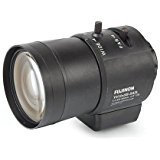 FUJINON Varifocal 5 to 50mm f/1.3 Lens with DC Auto Iris, for 1/3 and 1/4-Inch CCD Industrial Cameras with CS-Mount / YV10x5B-SA2L / (Cs Iris Lens Mount Dc)