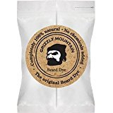 Organic & Natural Light Brown Beard Dye by Grizzly Mountain Beard Dye
