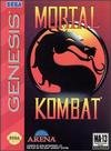 MORTAL KOMBAT (SEGA GENESIS 16-BIT CARTRIDGE) (MORTAL KOMBAT (SEGA GENESIS 16-BIT CARTRIDGE), MORTAL KOMBAT (SEGA GENESIS 16-BIT CARTRIDGE))