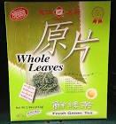 TEN REN JASMINE GREEN TEA WHOLE LEAVES 18 BAGS