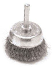 """Performance Tool W1214C 3"""" Cup Wire Brush - Coarse"""