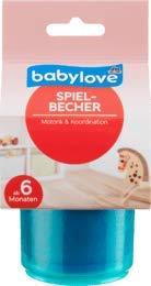 babylove Spielbecher, 1 x 8 St