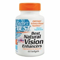 Doctor's Best Best Natural Vision Enhancers, Softgels