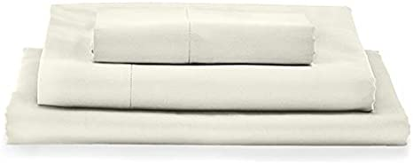 mypillow giza dreams bed sheets twin ivory