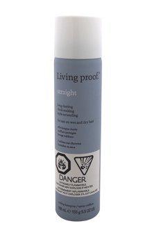 Living Proof Straight Long-Lasting Sleek Making Style Extending Hair Spray for Unisex, 5.5 Ounce