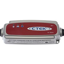 56-191 UC 800 6 Volt Fully Automatic 4 Step Battery Charger CTEK