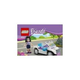 LEGO Friends Set 30103 Emmas Car (Promotional Polybag 32 Pcs)