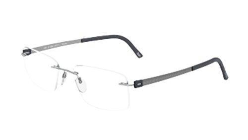 - Eyeglasses Silhouette Titan Accent (5452) 5448 6050 titanium/slate 53/19/135 3