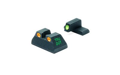 Meprolight Tru-Dot Sight Fits HK USP Full, Green/Orange by Meprolight
