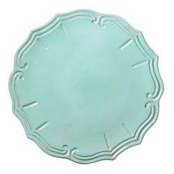 Vietri Incanto Aqua Baroque Service Plate/Charger